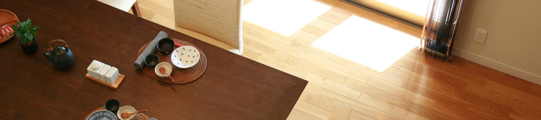 モデルハウス|安水建設|愛知県三河エリアの木造注文住宅・リフォーム