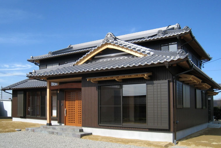 三河の家|安水建設|愛知県三河エリアの木造注文住宅・リフォーム和匠の家