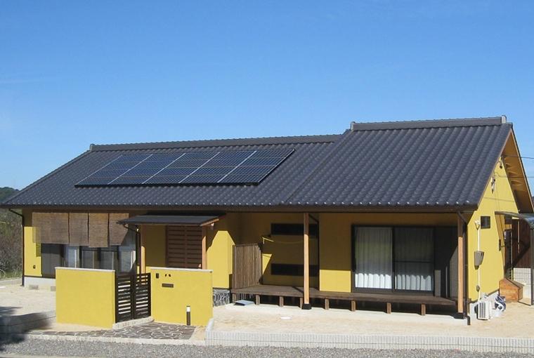 三河の家|安水建設|愛知県三河エリアの木造注文住宅・リフォーム中廊下の和邸