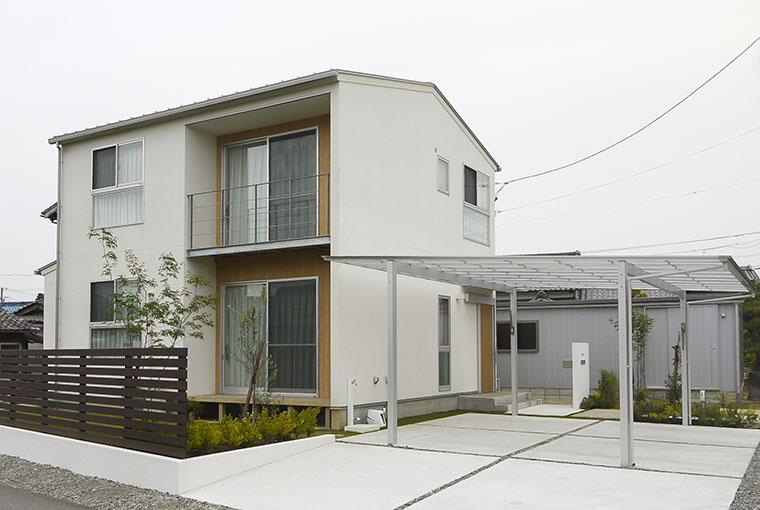 施工事例|安水建設|愛知県三河エリアの木造注文住宅・リフォーム自然素材のぬくもりが心地いい家