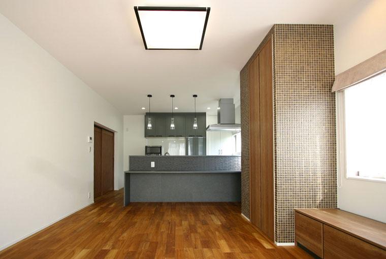 施工事例|安水建設|愛知県三河エリアの木造注文住宅・リフォームT.I様邸リノベーション工事