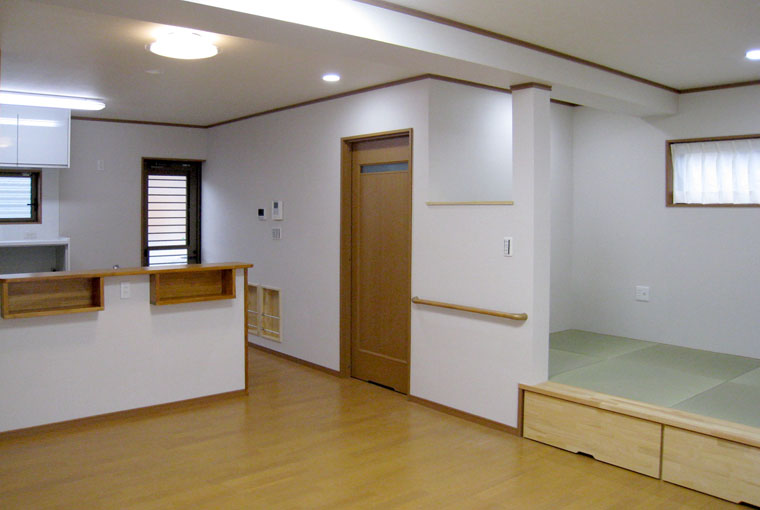 施工事例|安水建設|愛知県三河エリアの木造注文住宅・リフォームK.O様邸リノベーション工事