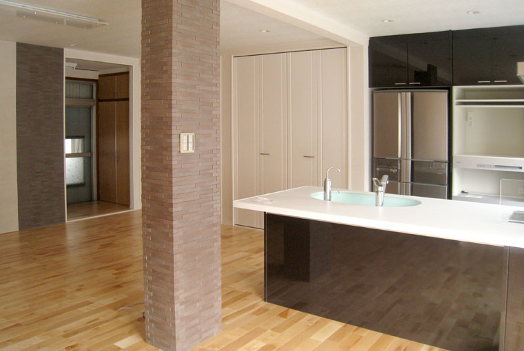 施工事例|安水建設|愛知県三河エリアの木造注文住宅・リフォームY.M様邸リノベーション工事