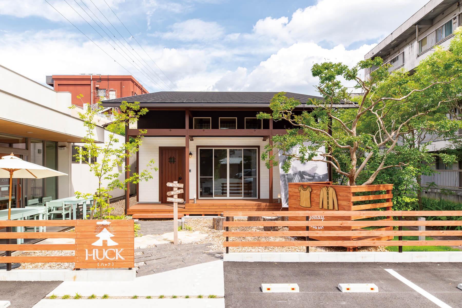 施工事例|安水建設|愛知県三河エリアの木造注文住宅・リフォームHUCKモデルハウス