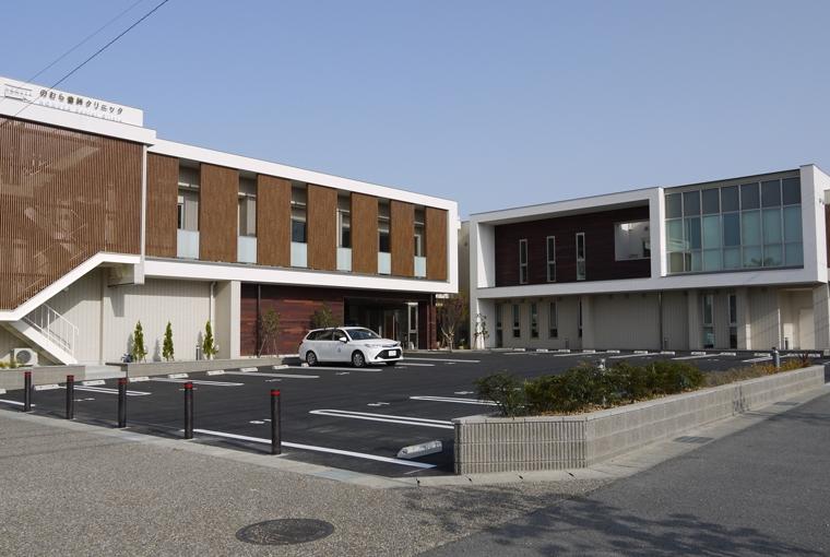 施工事例|安水建設|愛知県三河エリアの木造注文住宅・リフォームさくらいメディカルコネクションSMC