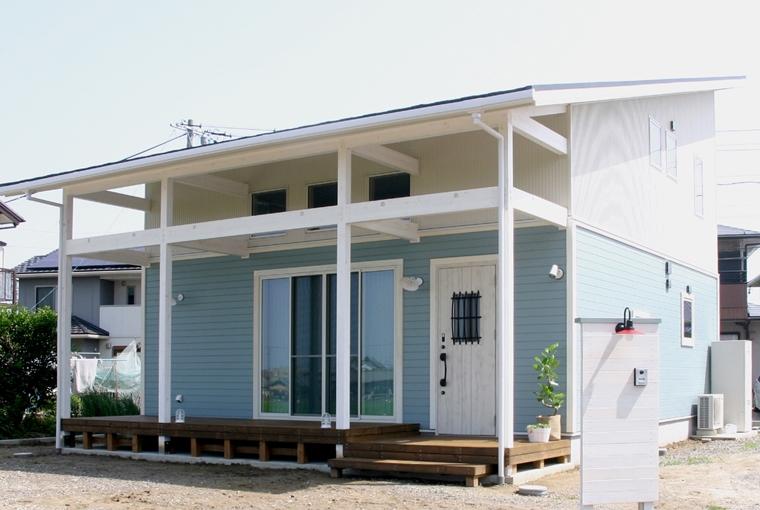 施工事例|安水建設|愛知県三河エリアの木造注文住宅・リフォームDIYを楽しむ家HUCK
