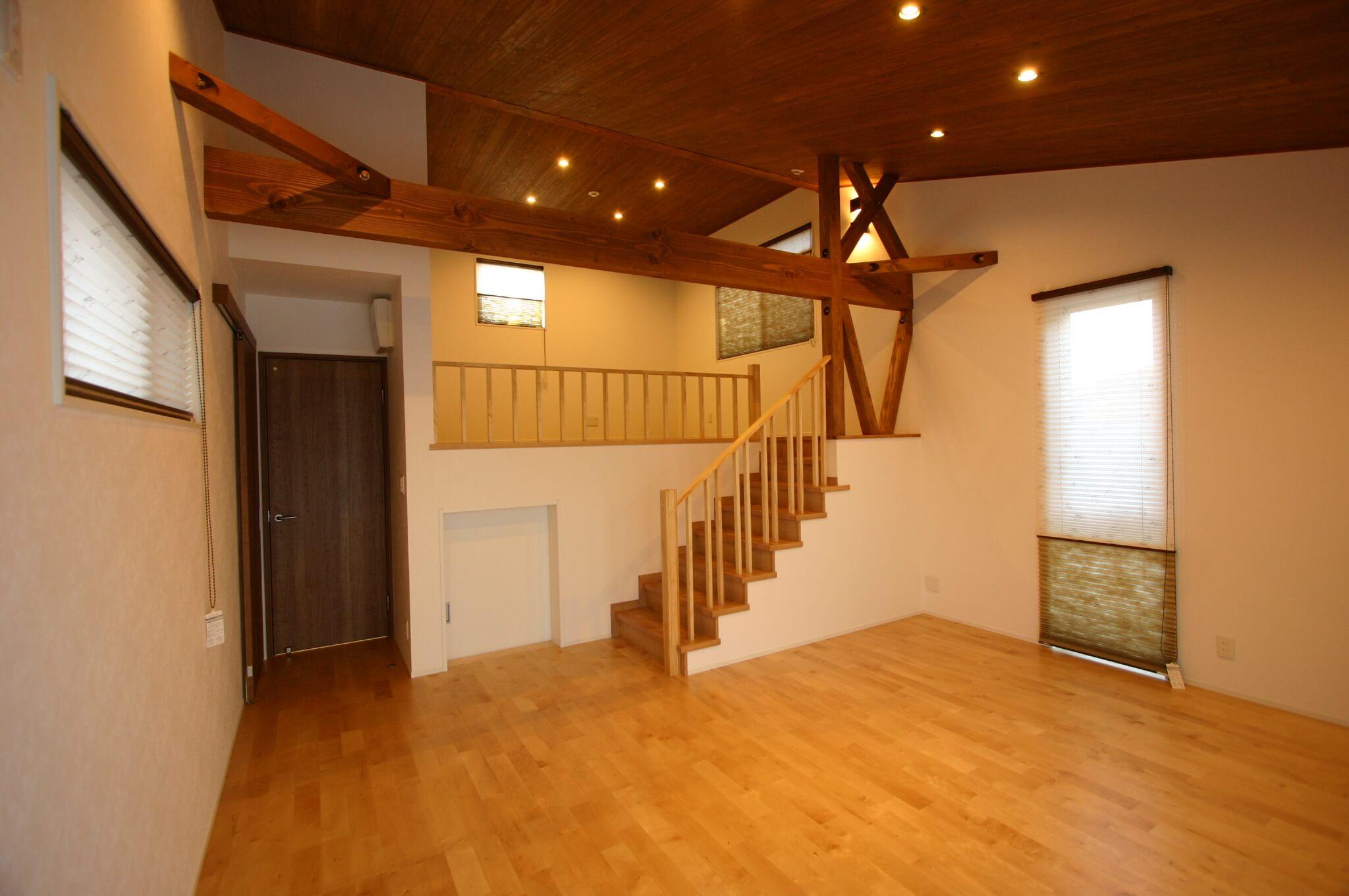 注文住宅|安水建設|愛知県三河エリアの木造注文住宅・リフォームこんなリビングできたらいいな…