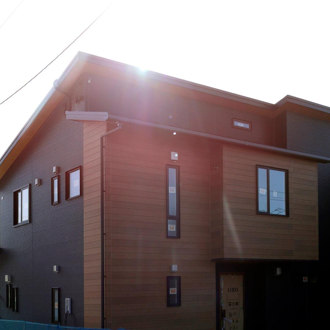 |安水建設|愛知県三河エリアの木造注文住宅・リフォーム来月の見学会の現場に行ってきました!