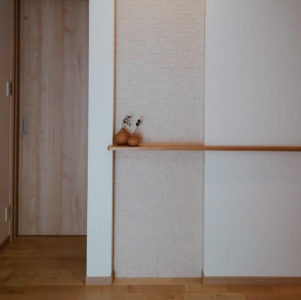 注文住宅|安水建設|愛知県三河エリアの木造注文住宅・リフォーム玄関先の『おもてなし』