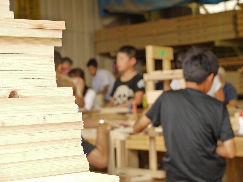 イベント(お知らせ)|安水建設|愛知県三河エリアの木造注文住宅・リフォーム木工教室!今週末です!