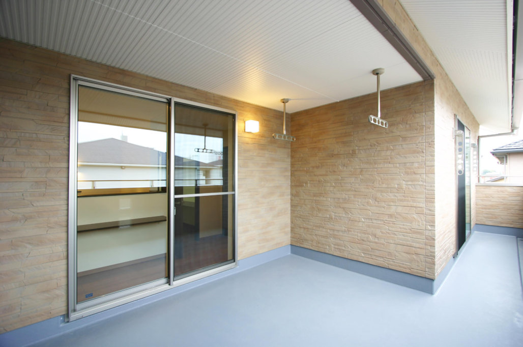 注文住宅|安水建設|愛知県三河エリアの木造注文住宅・リフォーム雨の日の洗濯物…どうしてますか?
