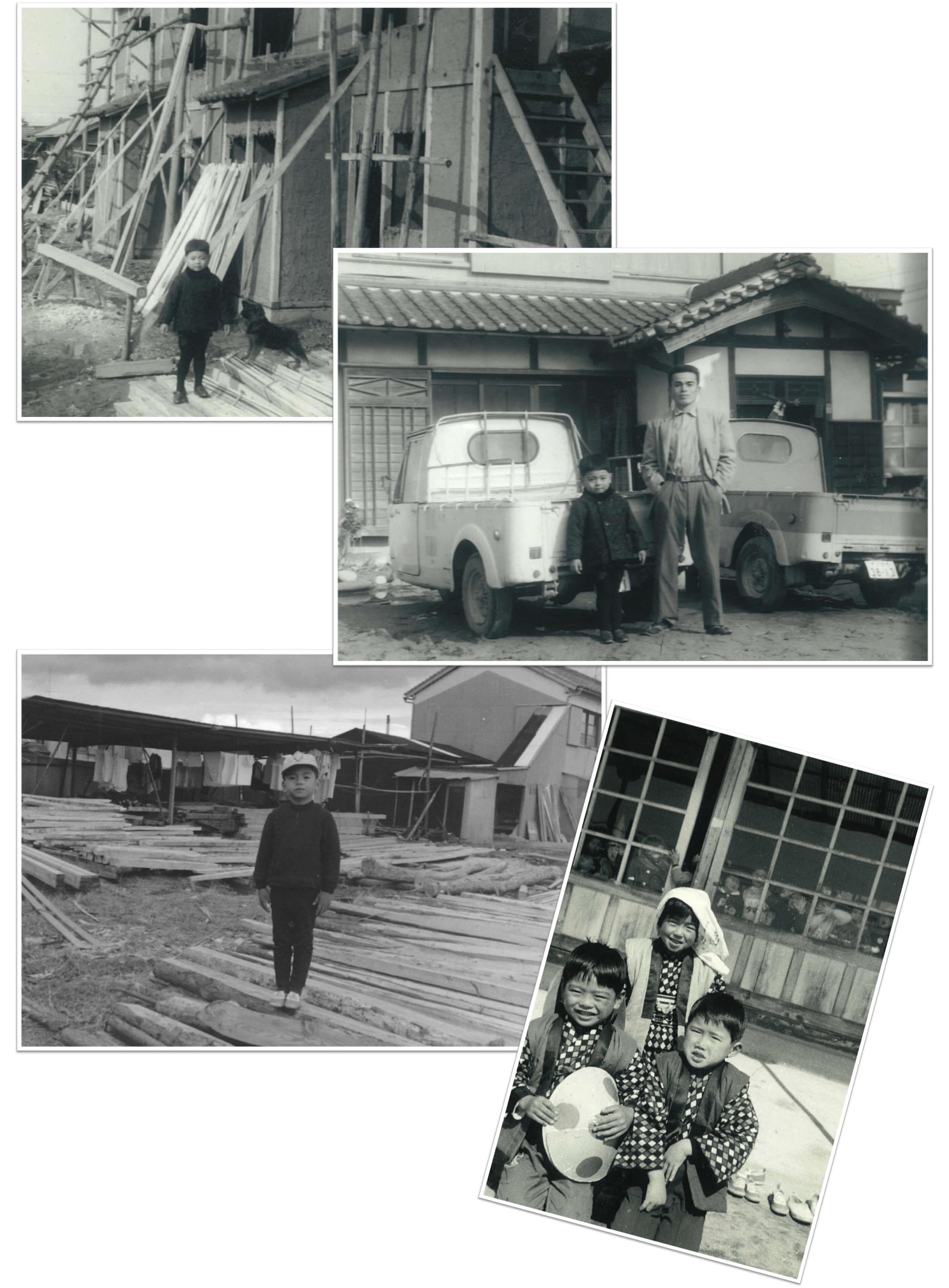 多くの人に育てられて|代表挨拶|安水建設|愛知県安城市を中心に三河エリアの木造注文住宅・リフォーム
