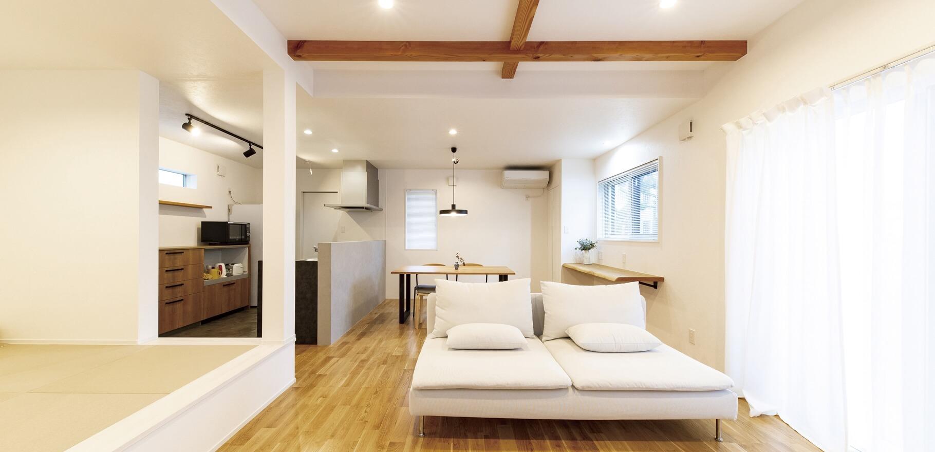 こだわりの家・快適な空間|株式会社安水建設