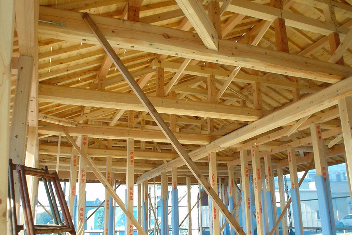 建材・耐震・工法|安水建設|愛知県安城市を中心に三河エリアの木造注文住宅・リフォーム
