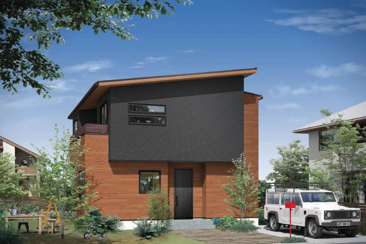 ラインナップ|安水建設|木造注文住宅・エースホーム