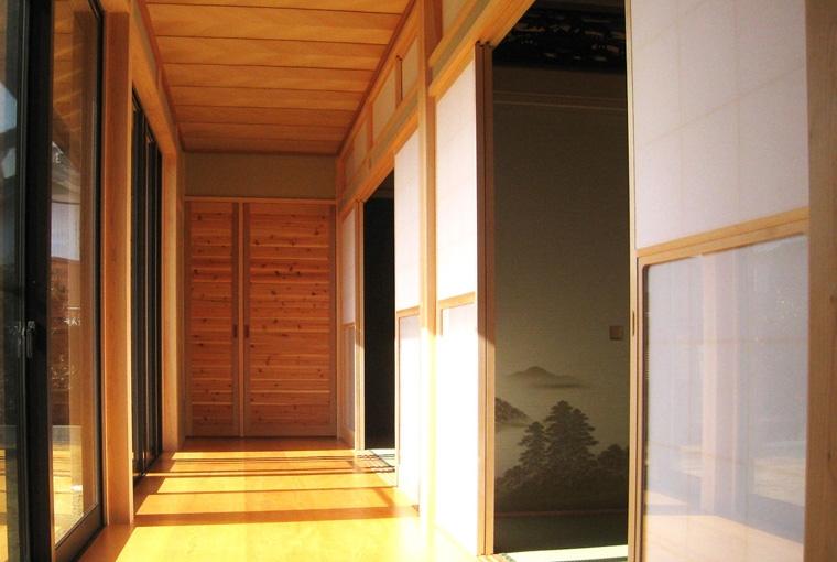 和匠の家 三河の家 木の香り漂う贅沢なくつろぎの注文住宅 安水建設