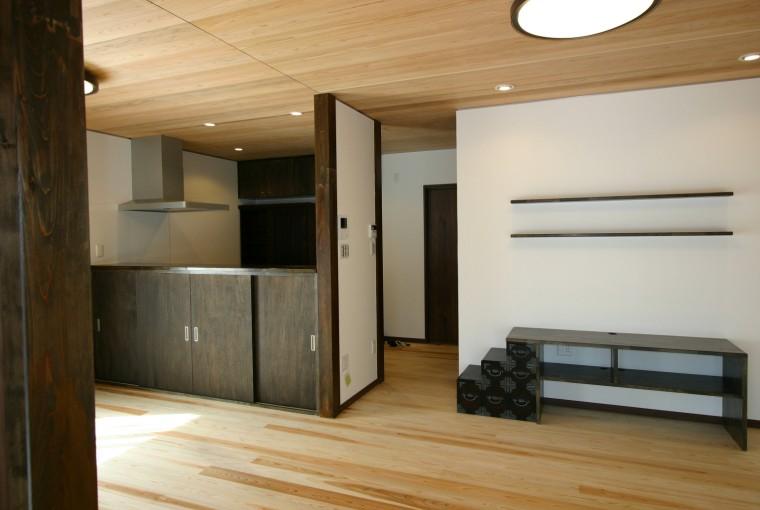 K様邸リノベーション工事|リフォーム|将来にわたって住みやすい暮らしをご提案|安水建設