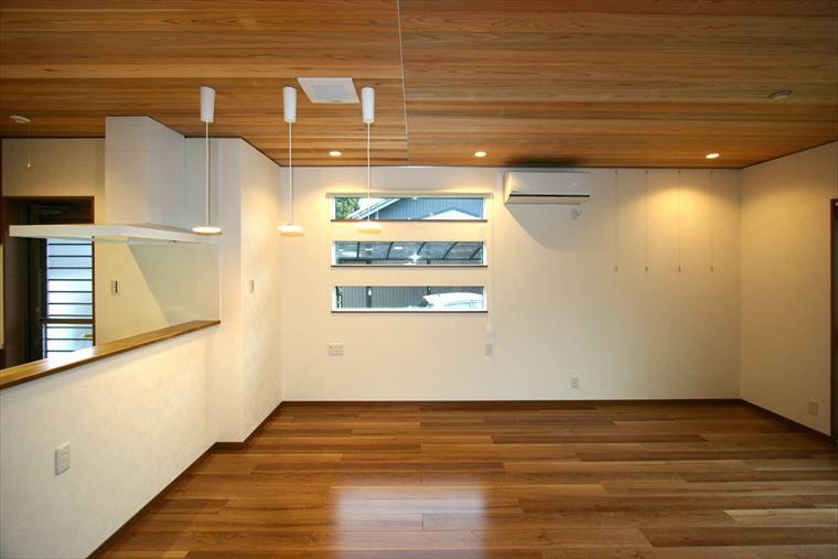 座がもてなす二世帯住宅|三河の家|木の香り漂う贅沢なくつろぎの注文住宅|安水建設