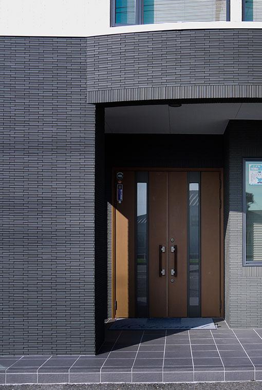 安水建設 事務所外壁リニューアル工事|リフォーム|将来にわたって住みやすい暮らしをご提案|安水建設