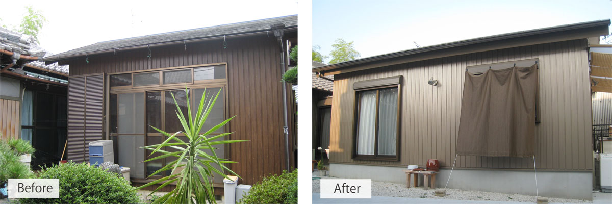 K.O様邸リノベーション工事|リフォーム|将来にわたって住みやすい暮らしをご提案|安水建設