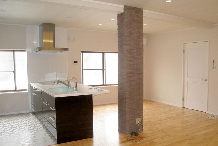 Y.M様邸リノベーション工事|リフォーム|将来にわたって住みやすい暮らしをご提案|安水建設