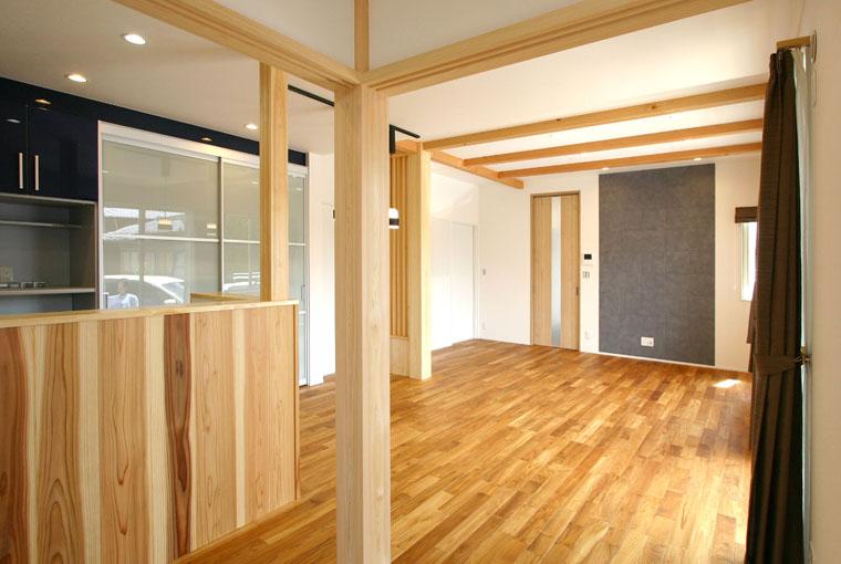 和の趣を宿すモダンな家|三河の家|木の香り漂う贅沢なくつろぎの注文住宅|安水建設