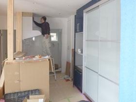 和の趣を宿すモダンな家 住宅設備工事