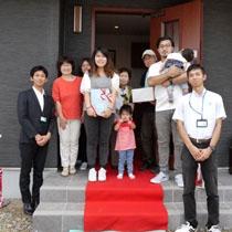 二世帯で暮らすモダンインテリアの家|エースホーム|デザインと性能を兼ね備えた規格型住宅|安水建設