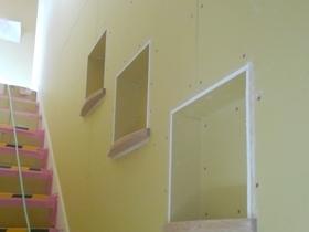 非公開: 展望デッキのある和邸(建築中) 木工事