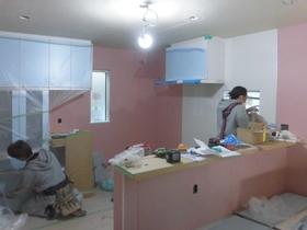 非公開: クールモダンなZEH住宅(建築中) 住宅設備工事