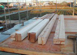 木造軸組工法について