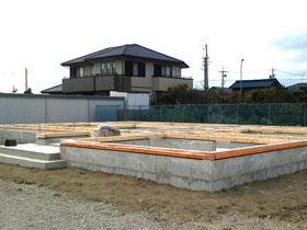 非公開: 和匠の家(建築中) 木工事