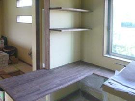 非公開: 華房の家~はなやかな暮らし、はなやかな住まい~(建築中) 木工事