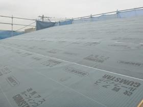 非公開: DIYを楽しむ家HUCK(建築中) 屋根工事