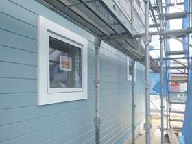 非公開: DIYを楽しむ家HUCK(建築中) 塗装工事