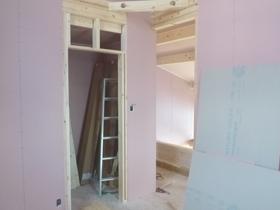 非公開: DIYを楽しむ家HUCK(建築中) 木工事