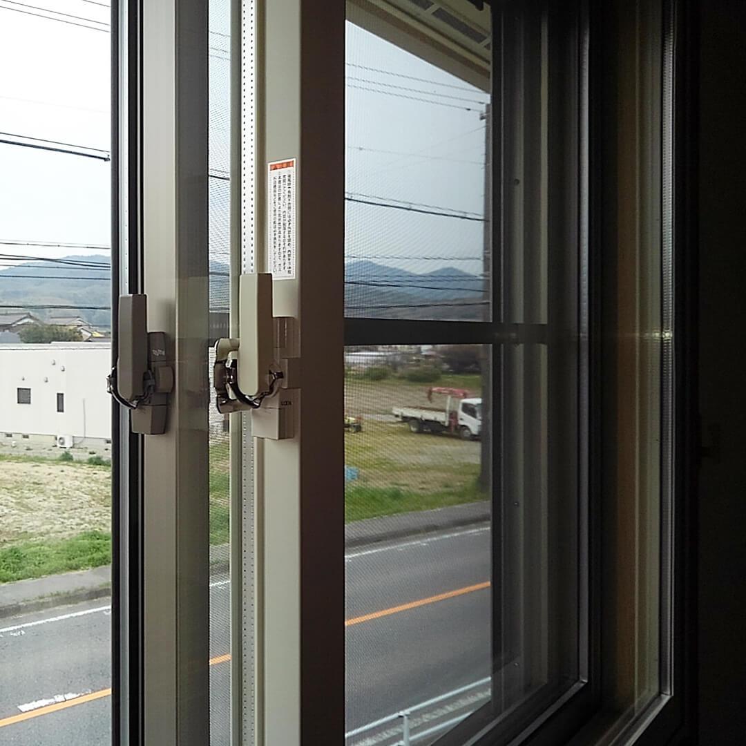 |安水建設|愛知県安城市を中心に三河エリアの木造注文住宅・リフォーム約1時間で工事完了!内窓のリフォーム工事をしました。