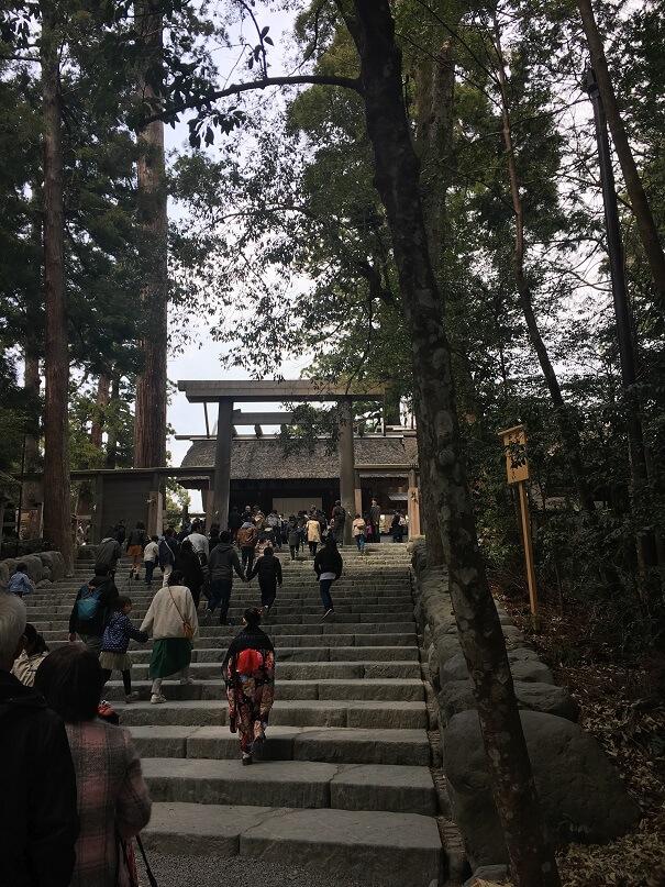 |安水建設|愛知県安城市を中心に三河エリアの木造注文住宅・リフォーム伊勢神宮へ行ってきました!