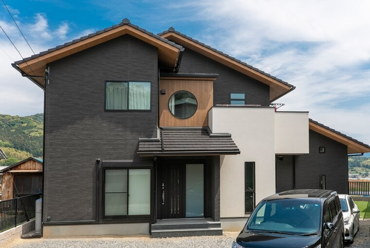 施工事例|安水建設|愛知県安城市を中心に三河エリアの木造注文住宅・リフォーム展望デッキのある和邸