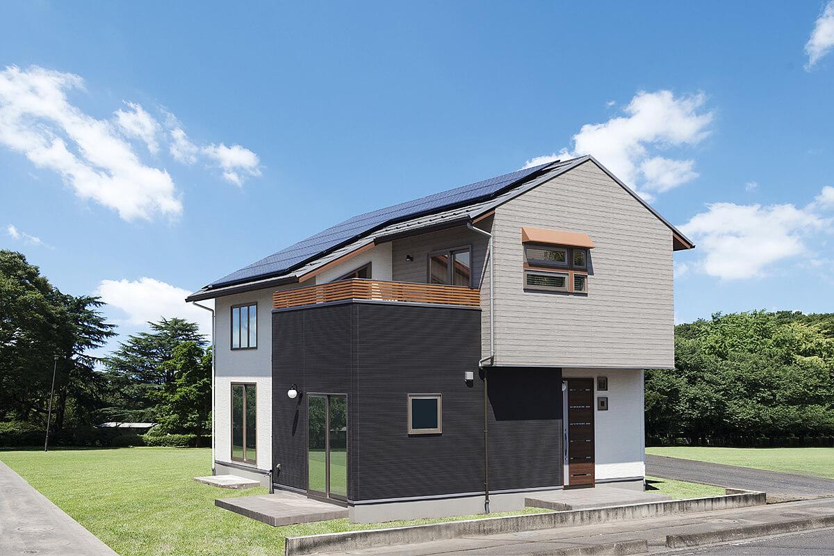 デザインと性能を兼ね備えた規格型住宅