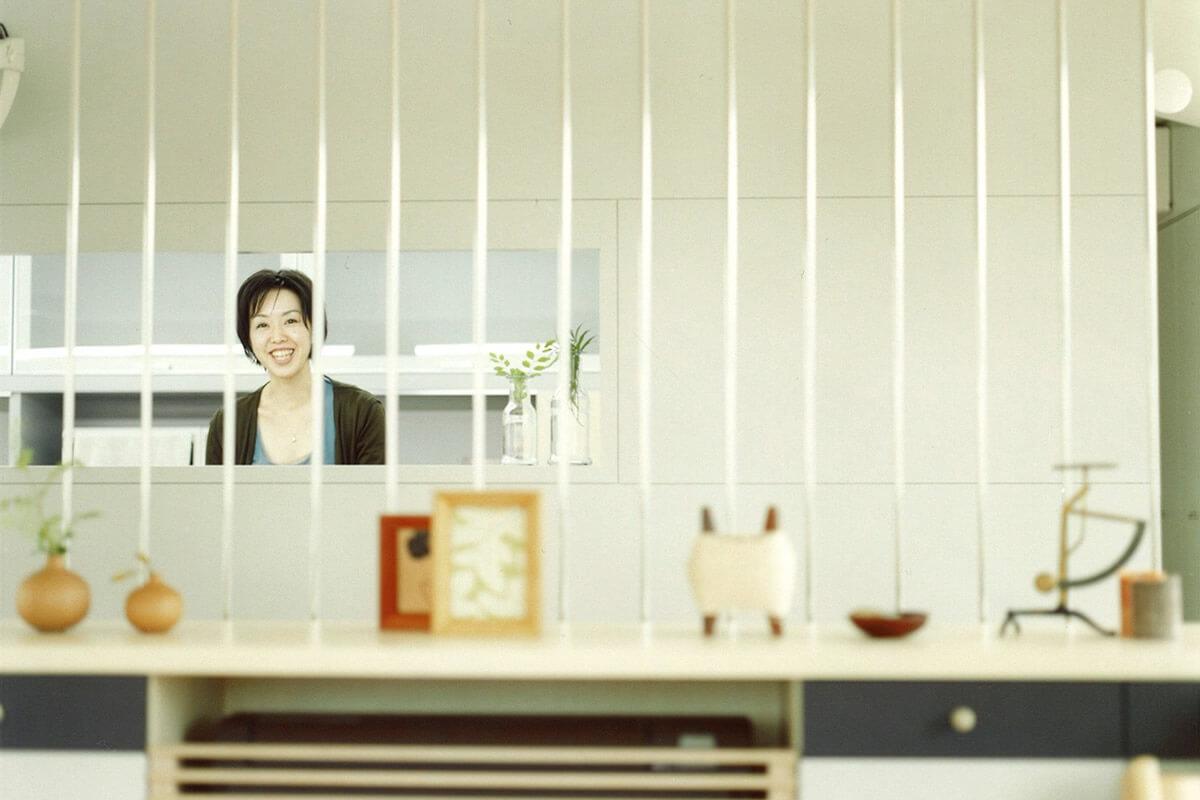 io(イーオ)|家族が心地よく暮らせる私サイズの家|安水建設