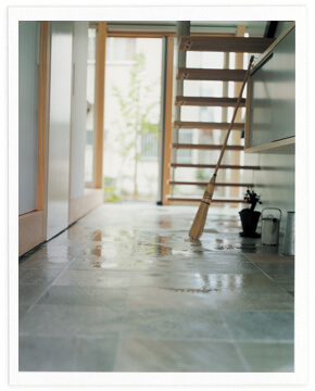 基本プラン|家族が心地よく暮らせる私サイズの家|安水建設
