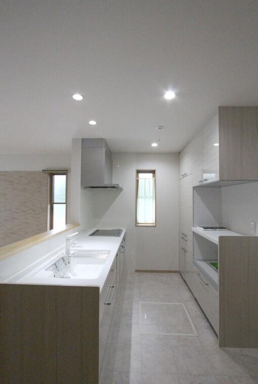 家族の想いが凝縮された二世帯住宅|三河の家|木の香り漂う贅沢なくつろぎの注文住宅|安水建設