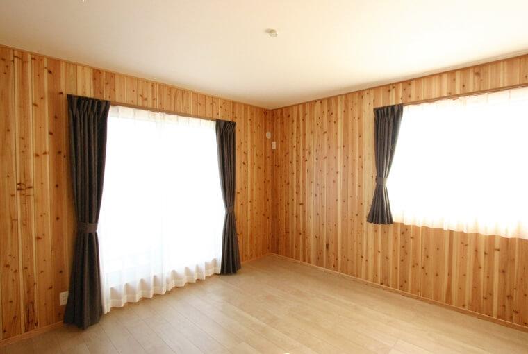 光と風と家族と暮らす木の家|三河の家|木の香り漂う贅沢なくつろぎの注文住宅|安水建設