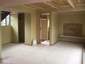 只今建築中 木工事