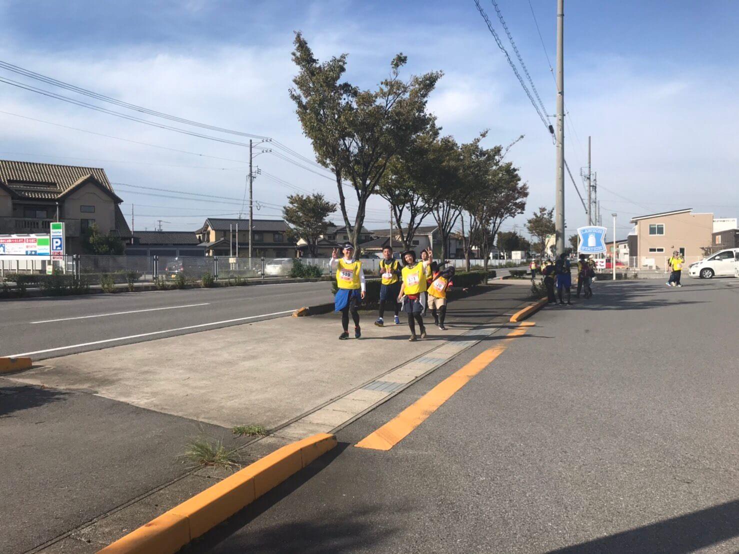 |安水建設|愛知県安城市を中心に三河エリアの木造注文住宅・リフォーム100キロ歩け歩け大会!