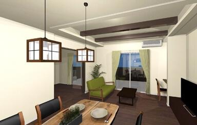施工事例|安水建設|愛知県三河エリアの木造注文住宅・リフォーム只今建築中