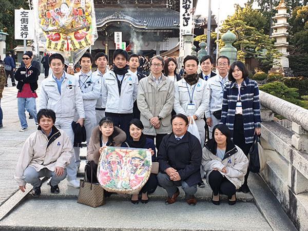 日記|安水建設|愛知県安城市を中心に三河エリアの木造注文住宅・リフォーム新年あけましておめでとうございます。