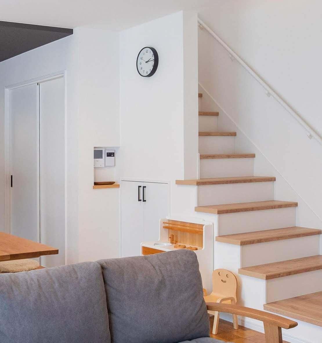 注文住宅|安水建設|愛知県安城市を中心に三河エリアの木造注文住宅・リフォーム空間の上手な使い方 ~階段下収納編~