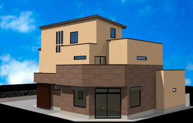 施工事例|安水建設|愛知県安城市を中心に三河エリアの木造注文住宅・リフォーム温故知新のスタンプショップ